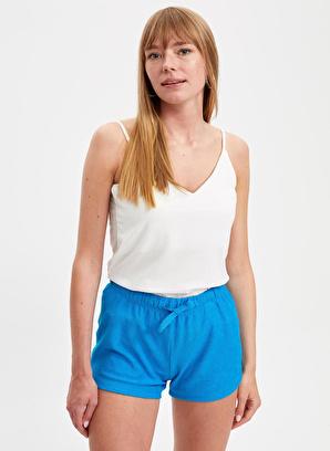 DeFacto Basic Şort Tişört Takım